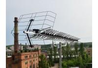 Сравнительное тестирование дальности пассивных ТВ антенн «РЭМО»