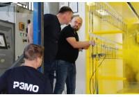 Обучение сотрудников РЭМО в TECHNOMAX