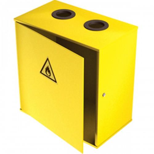 Шкаф для газового счетчика «ШГС-16-2»