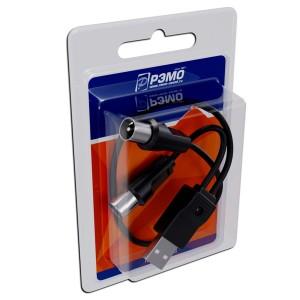 USB-инжектор питания активных антенн «USB POWER»