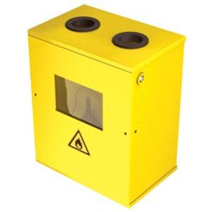 Шкаф для газового счетчика «ШГС-10-2»