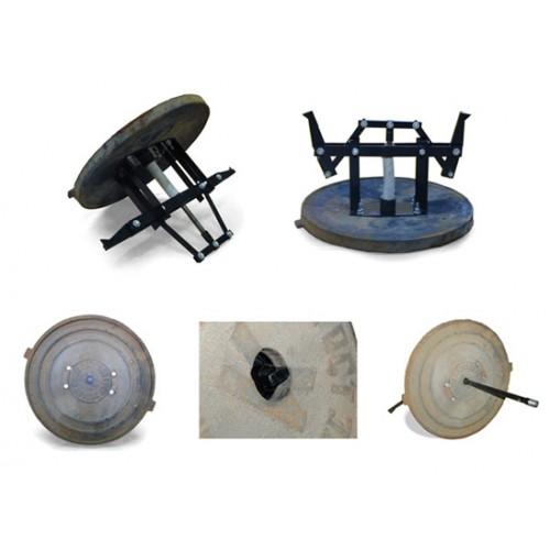 Запорное устройство для люков УЗЛ-1