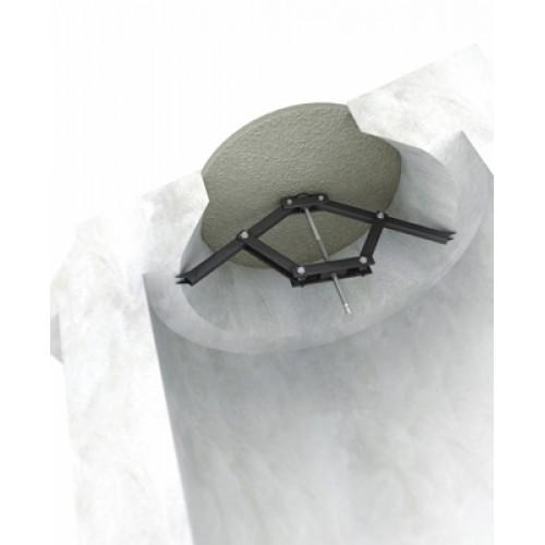 Запорное устройство для люков УЗЛ-2